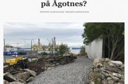 Ny tursti på Ågotnes